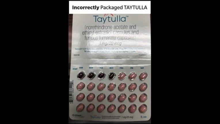 Incorrectly Packaged TAYTULLA Image_1527650844171