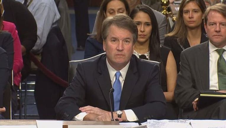 Supreme Court nominee Brett Kavanaugh 2 090618-401720