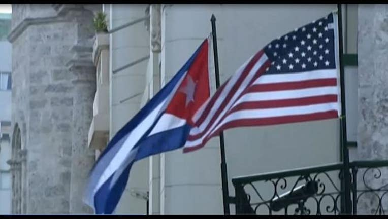 President Obama will be the first sitting president to visit Cuba in nearly 90 years-404023