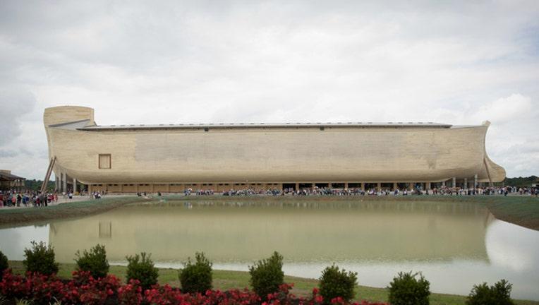 GETTY Noah's Ark Encounter-404023