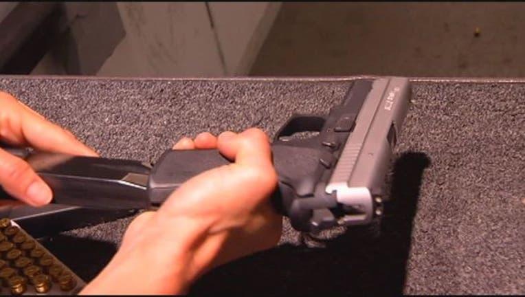 handgun gun pistol range-401720