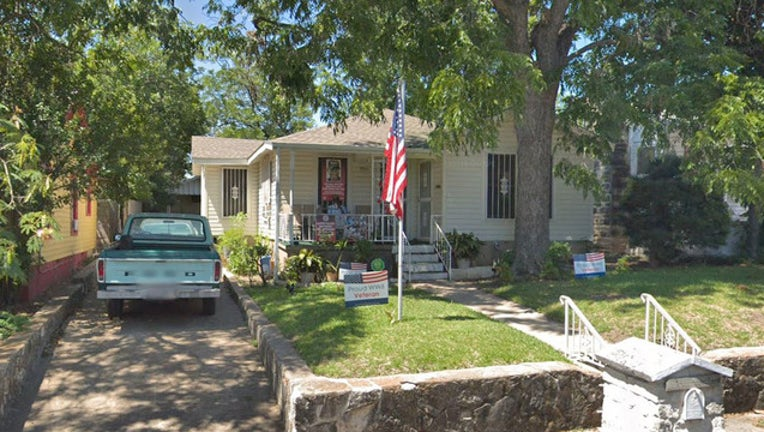 Google maps memorializes WWII veteran Richard Overton on his ...