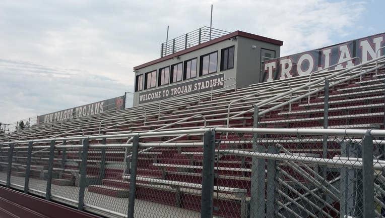 Minnesota high school football severe weather changes