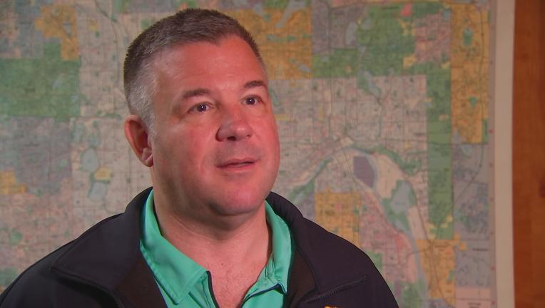 Minneapolis Police Department spokesperson John Elder
