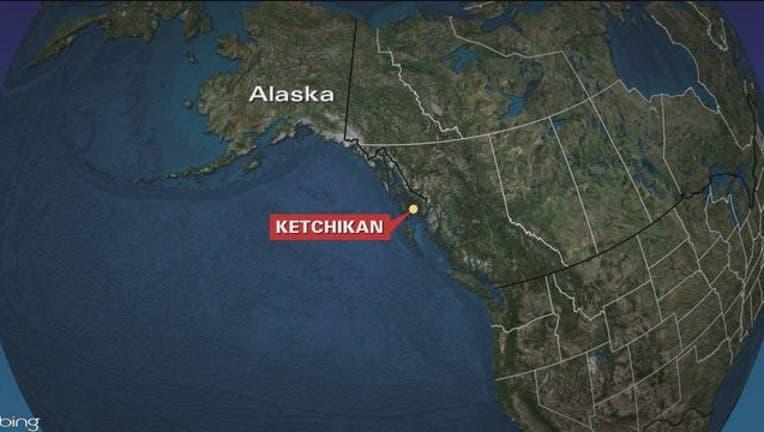 Alaska Plane Crash - MAP-401720