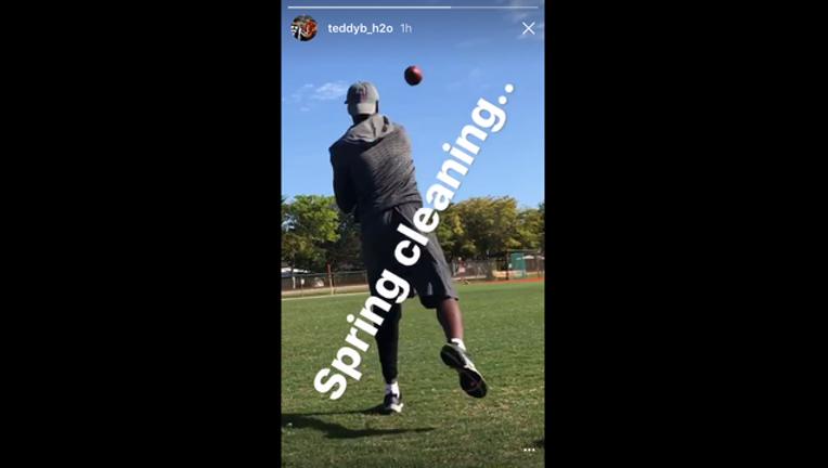 598ebc87-Teddy Bridgewater instagram video