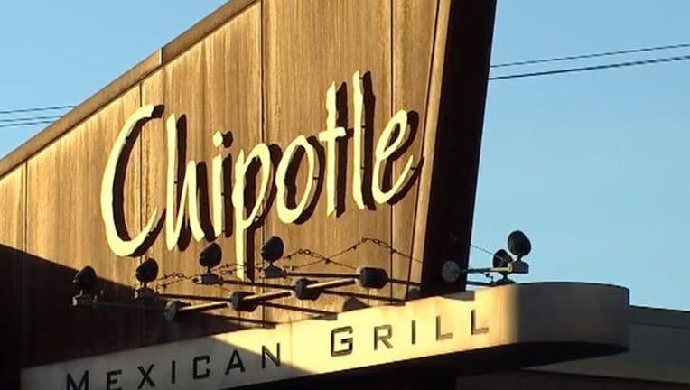 Chipotle in Minneapolis