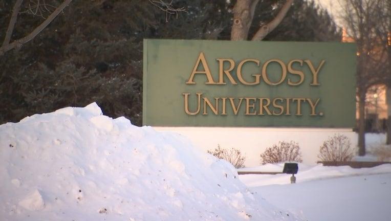 7e6ebe7f-Argosy University sign