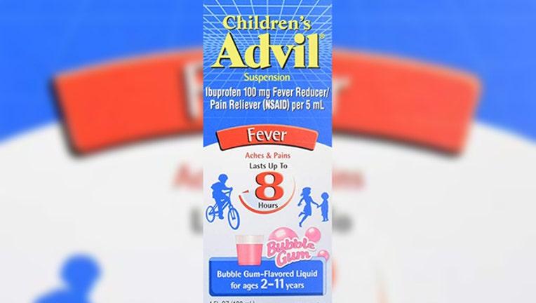 HANDOUT Children's Advil Recall 082718-401720