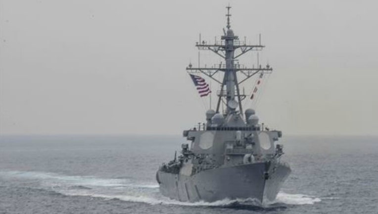 a5320ded-The naval ship USS Fitzgerald collided with a merchant ship near Japan Saturday morning, and now 7 sailors are missing-404023