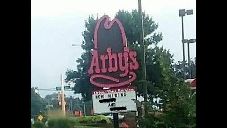 Arby's sign_1535847634812.jpg.jpg