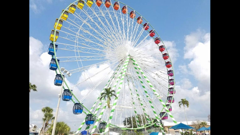 aa13a2f8-Greeat Big Wheel Minnesota State Fair
