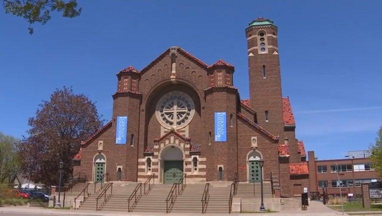 St. Andrew's Church St. Paul