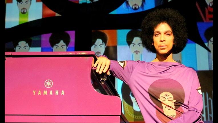 Prince recent photo