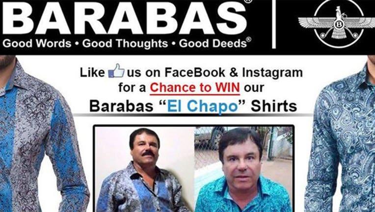Barabas 'El Chapo' Shirts-402970