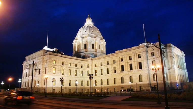 Minnesota Capitol generic
