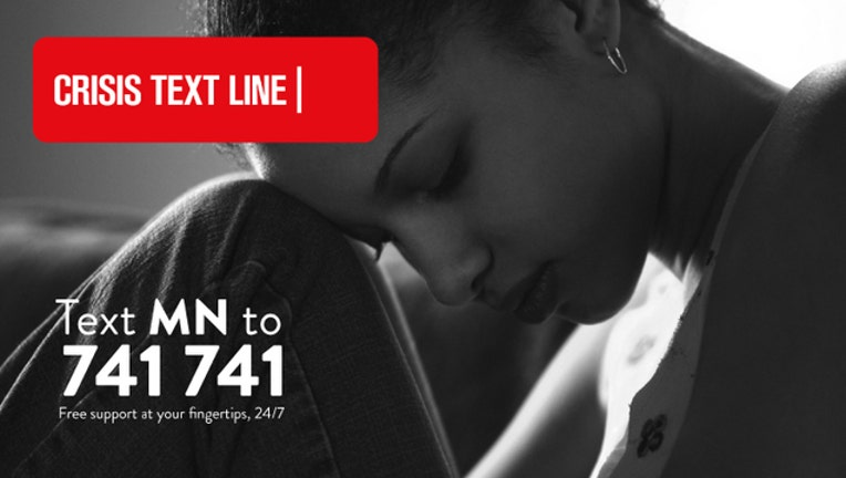 Crisis Text Line MN