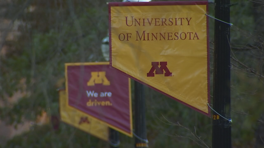 Officials urge caution after 2 attempted robberies at University of Minnesota