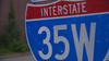 Weekend closure of I-35W between Highway 62 and I-94 in Minneapolis