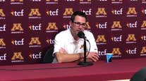 Brad Frost: Gopher women's hockey success 'has nothing to do with me'