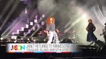Jason reviews the Janet Jackson concert