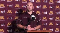 Tanner Morgan says 'We have a lot of work to do' after beating South Dakota State