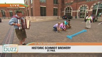 Celebrate Oktoberfest with Dachshund races at the Schmidt Brewery