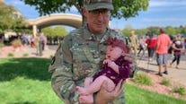 'Mixed emotions': Nearly 700 Minnesota National Guard members deploying to Iraq and Kuwait