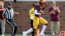Tyler Johnson catches 3 TDs as Gophers survive scare from Georgia Southern, 35-32