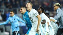 Minnesota United clinches MLS Cup Playoff spot with late goal over Sporting KC