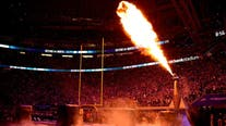 NFL puts moratorium on 'flame effects and pyrotechnics' after Tennessee Titans fire