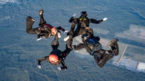 Minneapolis skydivers win gold medal at national championships in North Carolina
