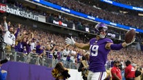 Thielen questionable against 49ers after missing Thursday practice, Diggs returns from illness