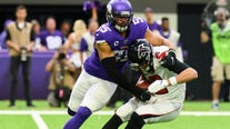 Vikings rule LB Anthony Barr out Sunday at Bengals