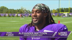 Vikings 1-on-1: Alexander Mattison
