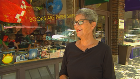 Woman responsible for magical displays at Minneapolis' Wild Rumpus Books set to retire