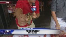 Crayfest 2019 kicks off in Minneapolis