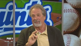 St. Paul Saints Co-owner Mike Veeck joins FOX 9 Sports Now (Part 2)