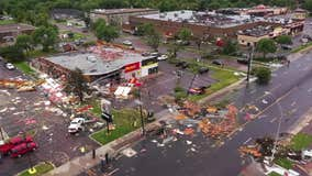 NWS confirms 3 tornadoes in Sioux Falls, South Dakota Tuesday night