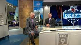 Vikings GM Rick Spielman sits down with FOX 9 Sports Now (Part 1)