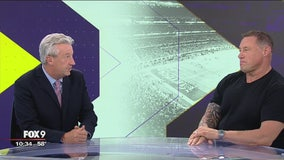 Sports Now: Former Viking Mike Morris talks about the team's loss in Chicago