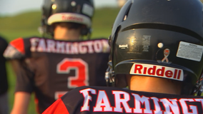 Farmington Youth Football gets shout-out from Peyton Manning for helmet safety, wins grant