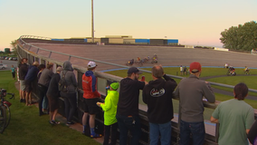 'It's a loss': Cycling community suits up for final race at Blaine velodrome
