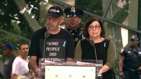 Son of 9/11 victim criticizes Rep. Omar at memorial service