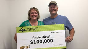 Darwin, Minn. mom wins $100K prize at Minnesota State Fair