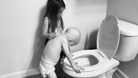 Mom's raw post on childhood cancer goes viral: 'It affects the entire family'