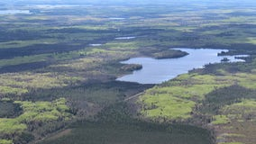 Missing bear hunter rescued in BWCA after helicopter finds campfire