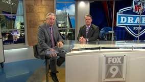 Vikings GM Rick Spielman joins FOX 9 Sports Now (Part 2)
