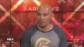 Minnesota boxer Caleb Truax talks about #CutNoCorners on FOX 9 Sports Now