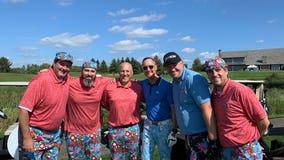 Ian Leonard's 13th Annual Bad Pants Open tees off in Maple Grove